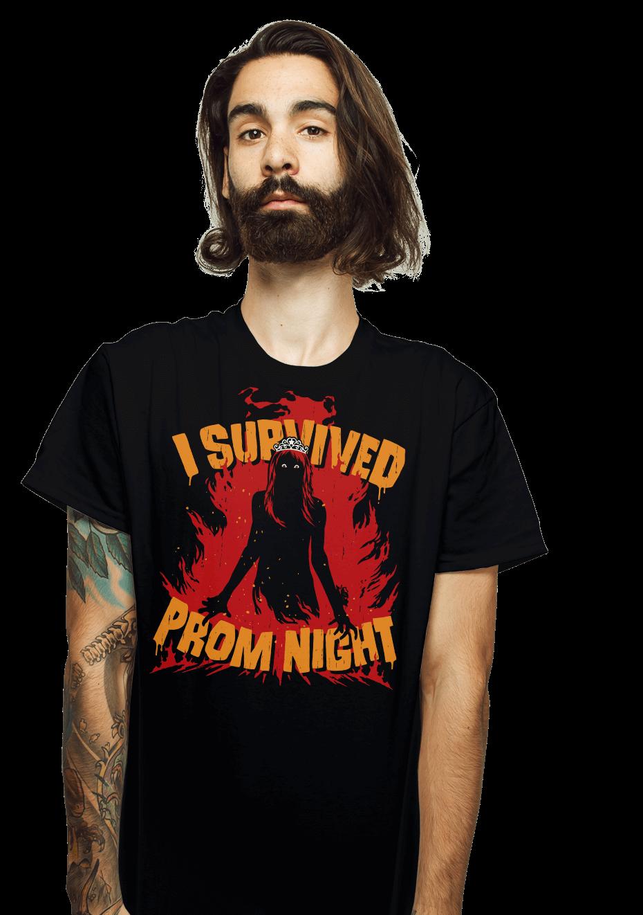 Prom Survivor - by baznet - Horror T-Shirts