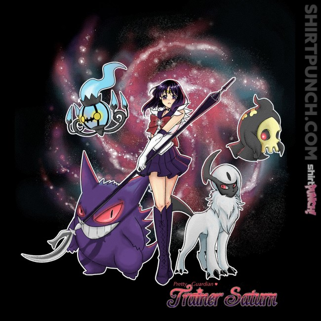 Pretty Guardian Trainer Saturn