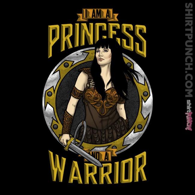 Princess and a Warrior