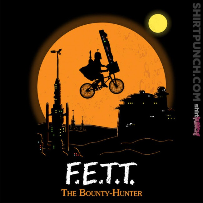 F.E.T.T. The Bounty Hunter