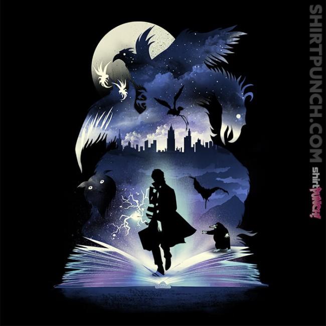 The Fantastic Book Of Magic