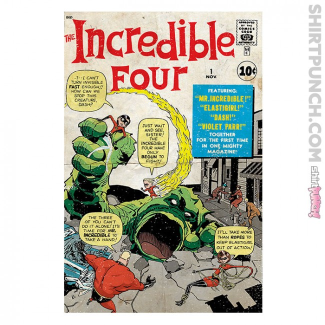 The Incredible 4