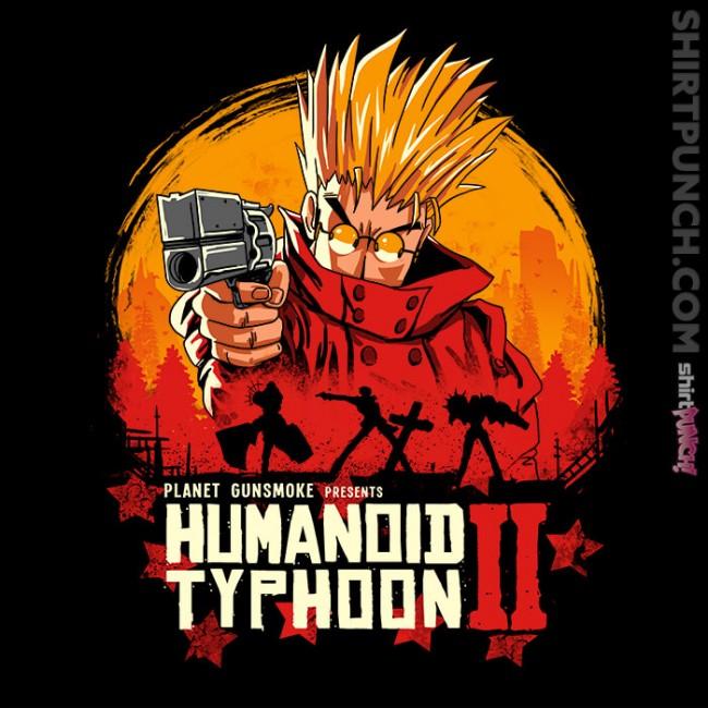 Red Humanoid Typhoon II