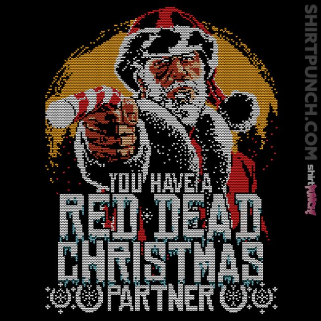 Red Dead Christmas