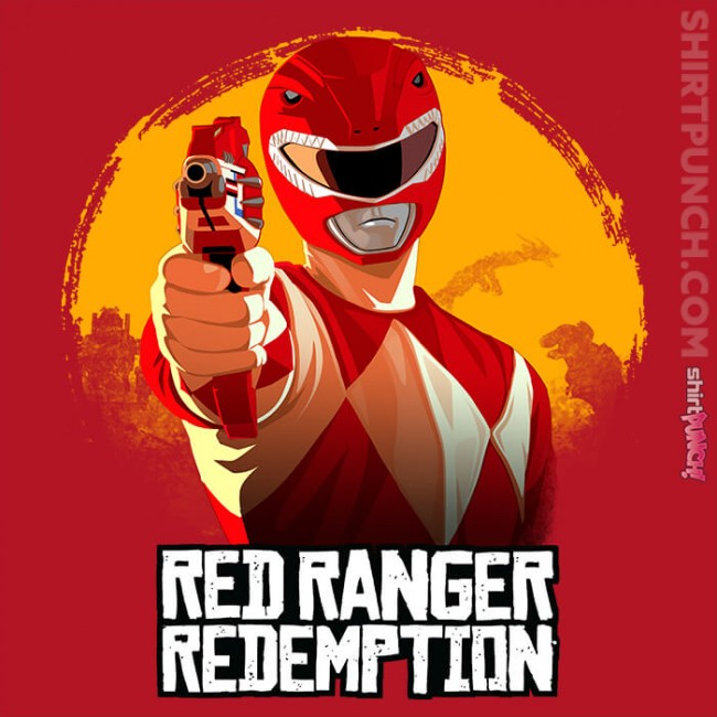 Red Ranger Redemption