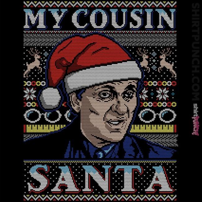 My Cousin Santa