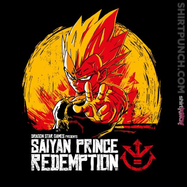 Saiyan Prince Redemption