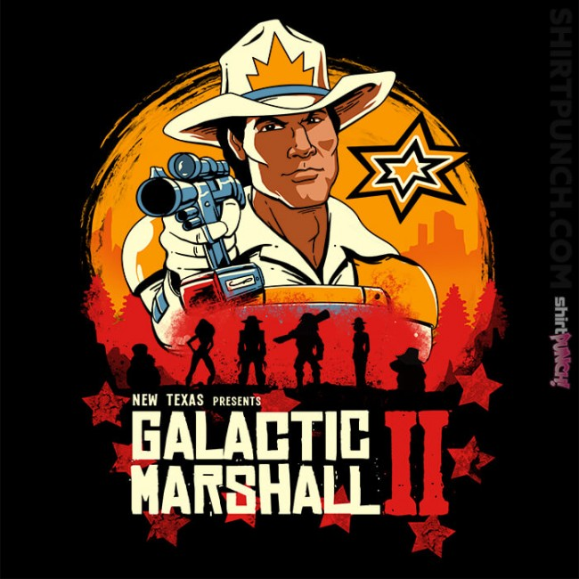 Red Galactic Marshall 2