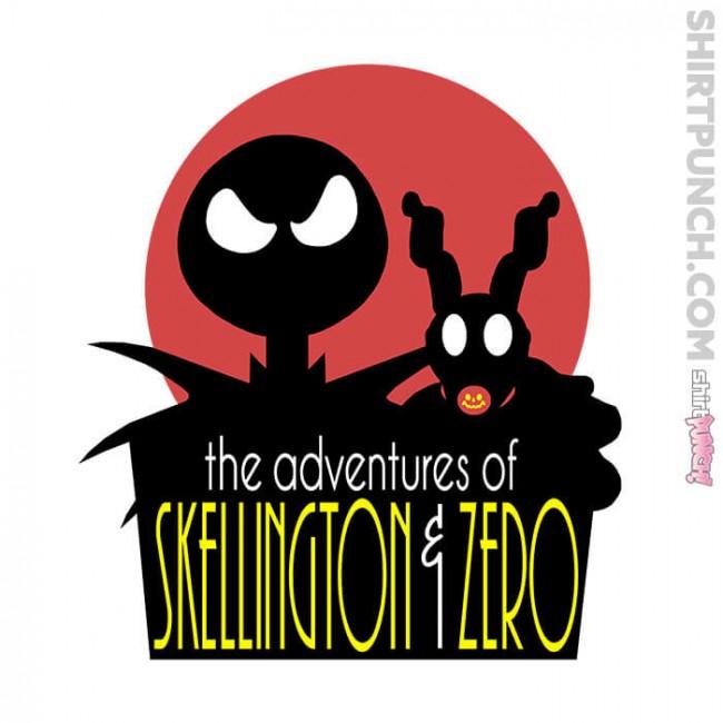 Skellington and Zero