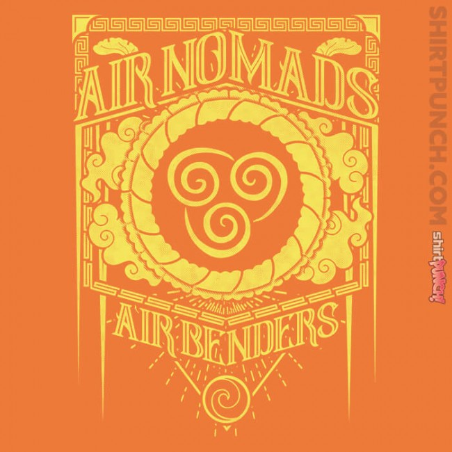 Air Nomads