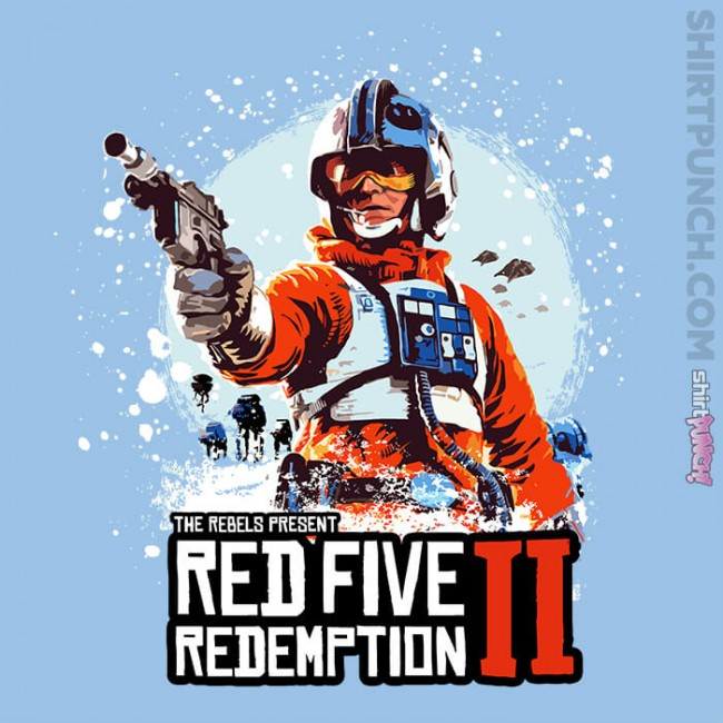 Red Five Redemption II
