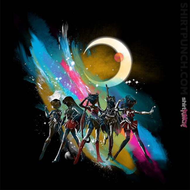 Senshi Of The Galaxy