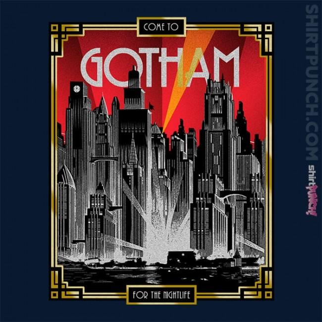 Visit Gotham