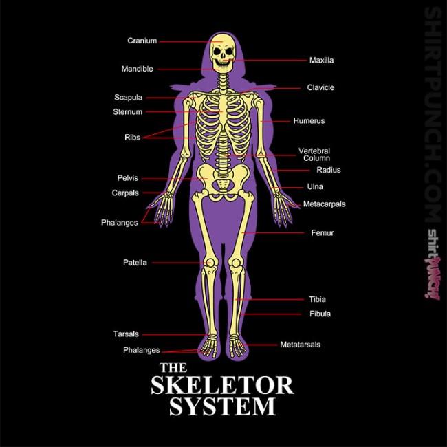 The Skeletor System