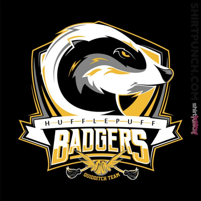 Hufflepuff Badgers