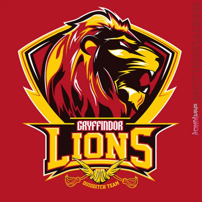 Gryffindors Lions