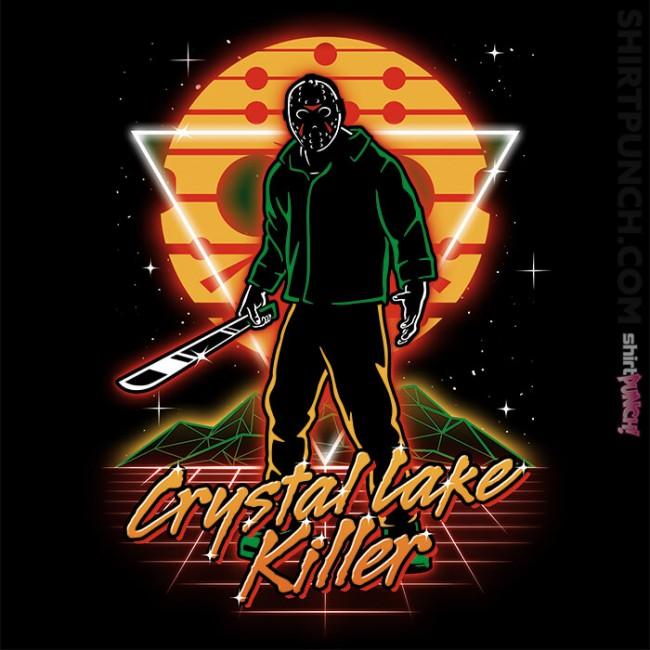 Retro Camper Killer