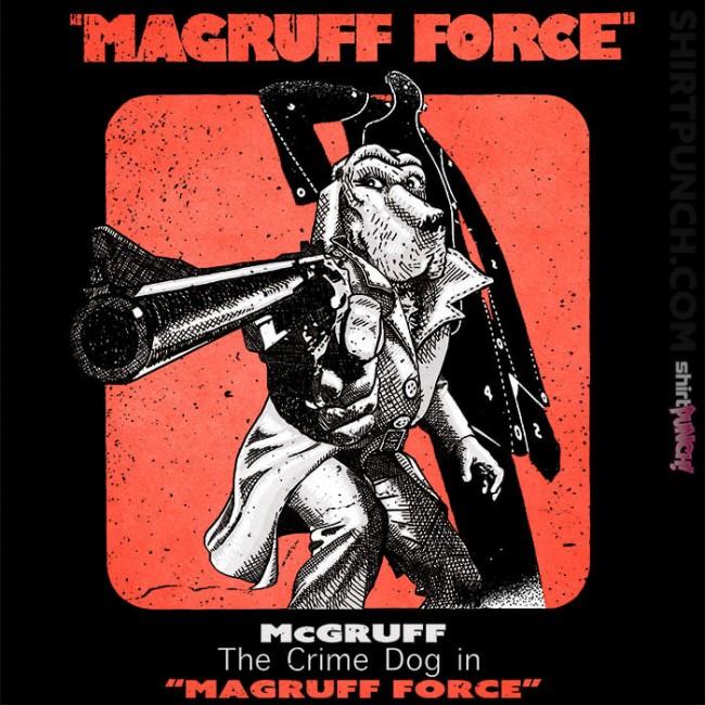 Magruff Force