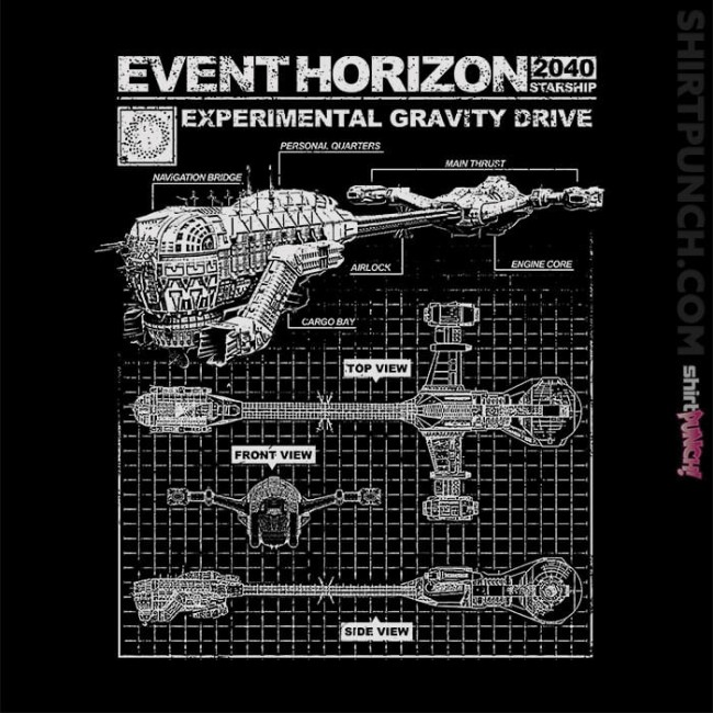 Event Horizon Specs