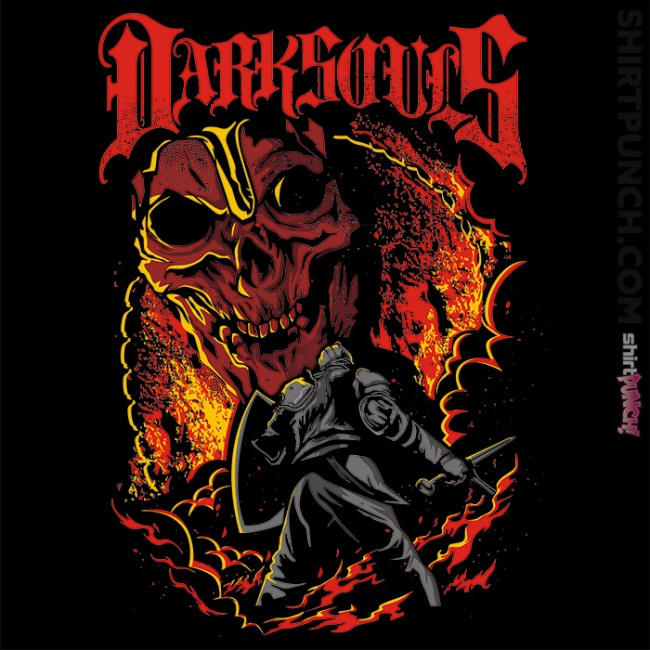 Metal Dark Souls