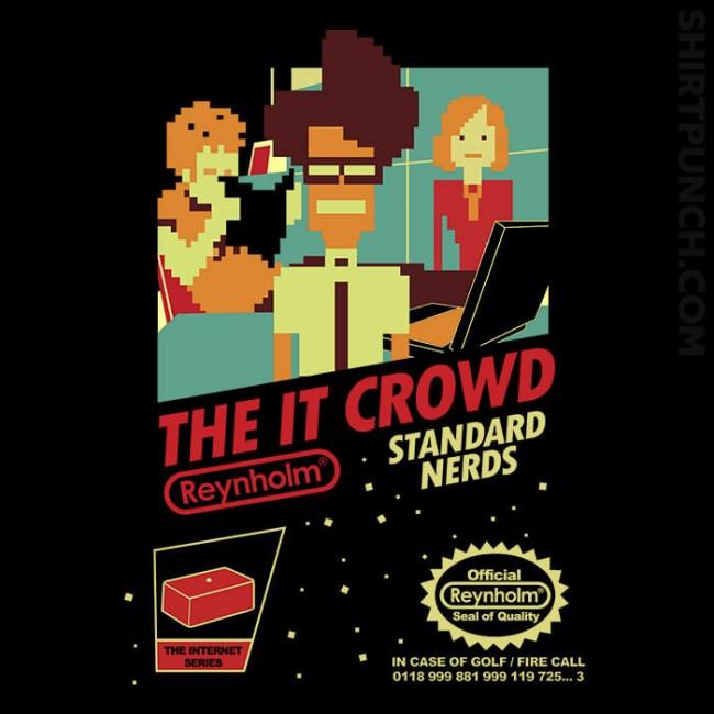 Standard Nerds NES