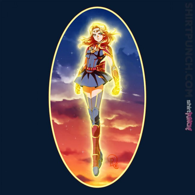 Sailor Captain Marvel