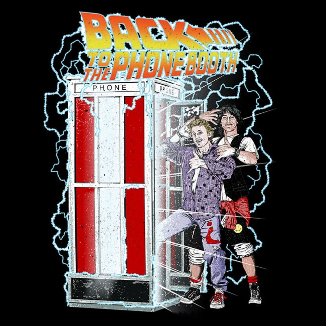 Back To The Phone Booth