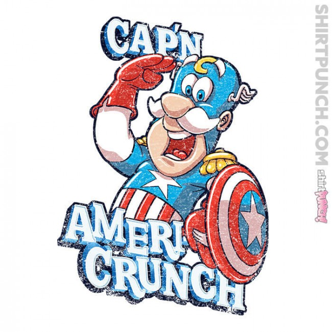 Cap'n AmeriCrunch