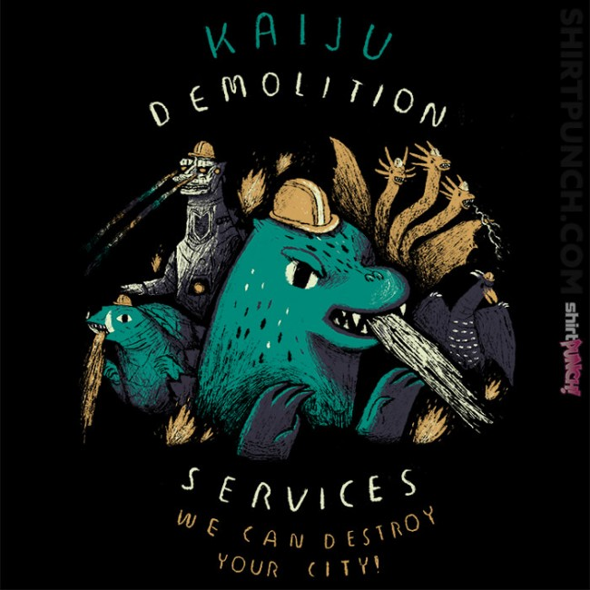 Kaiju Demolition Services