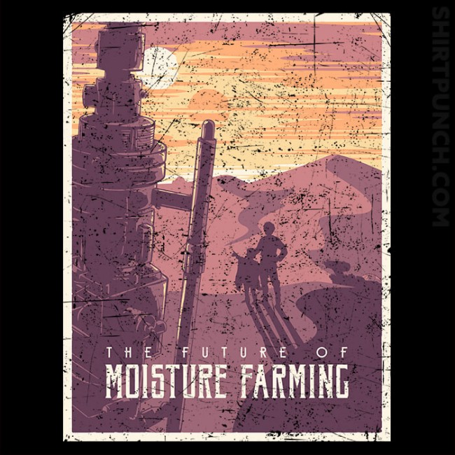 The Future Of Moisture Farming