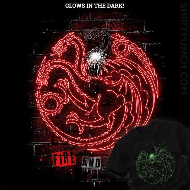 Neon Dragons