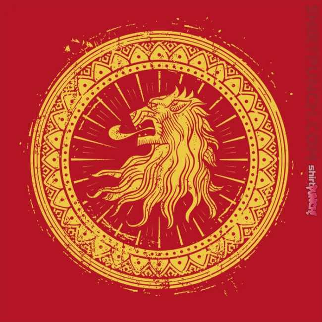 Seal Of Lions