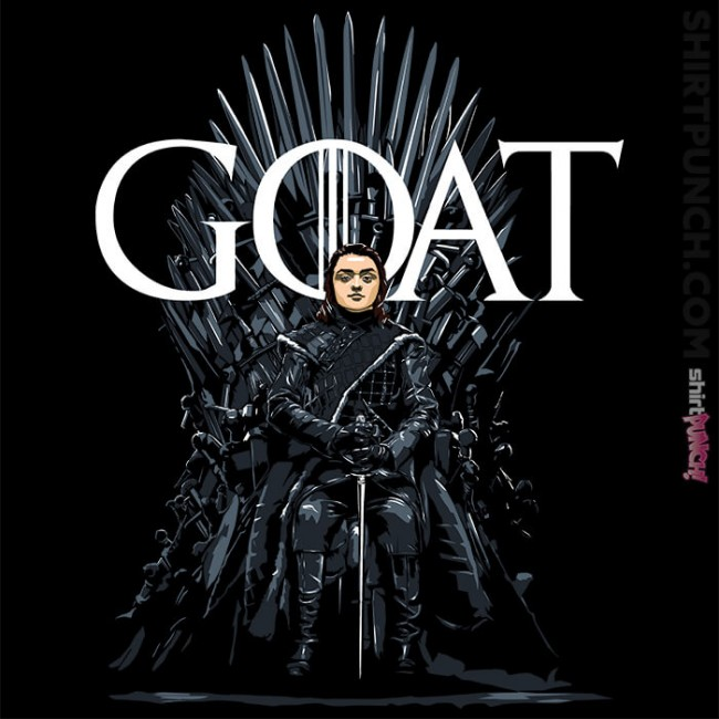 Arya Greatest Of All Time