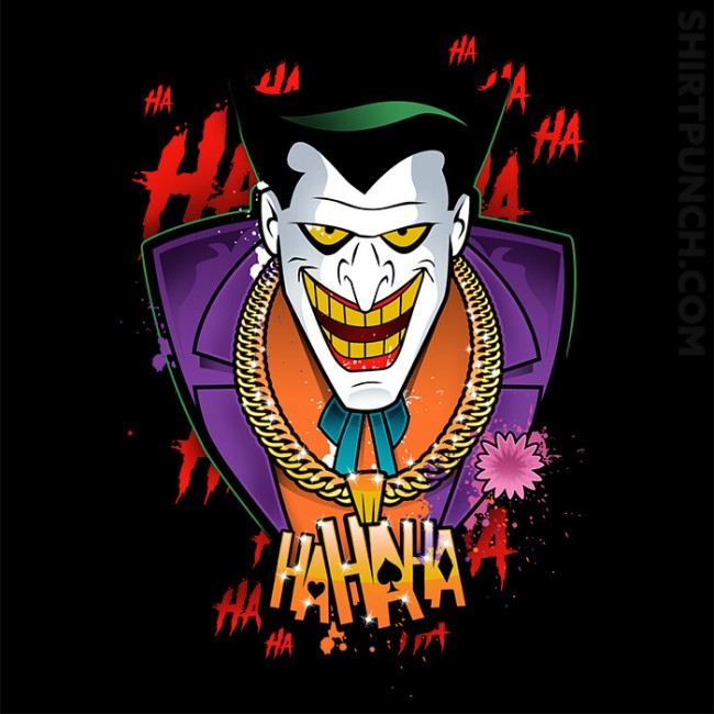 Clown Prince Of Crime Drip