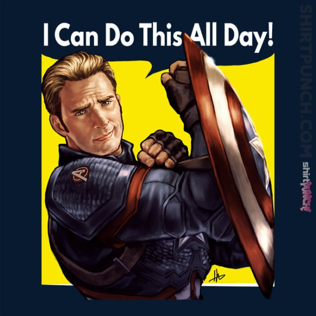 Cap Can Do It