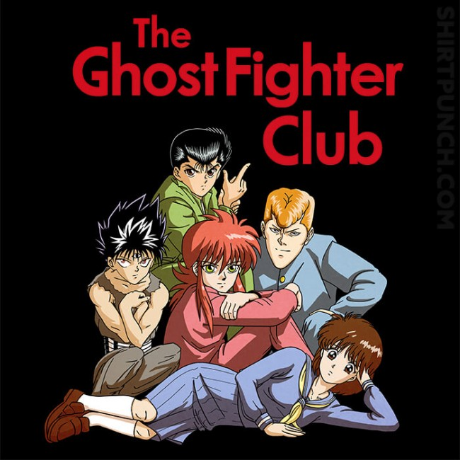 The Ghost Fighter Club