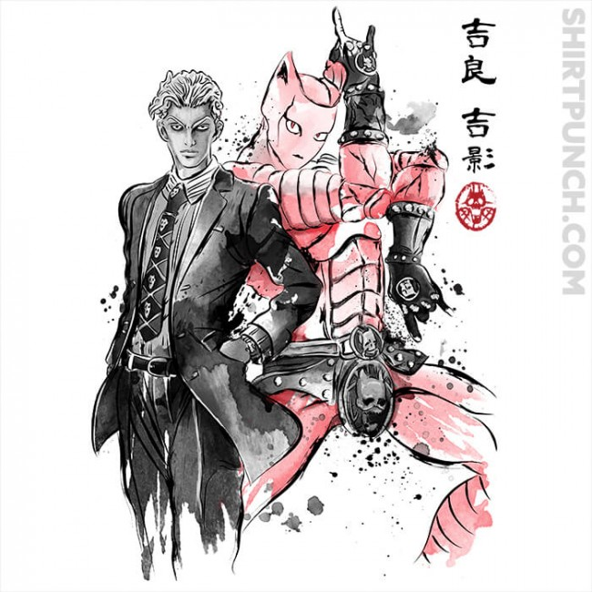 Killer Queen Sumi-e
