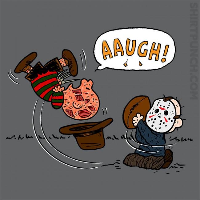 Freddy, You Blockhead!