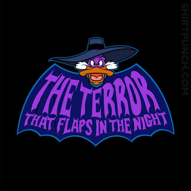 The Terror That Flaps