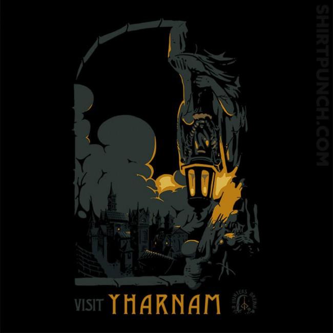 VIsit Yharnam