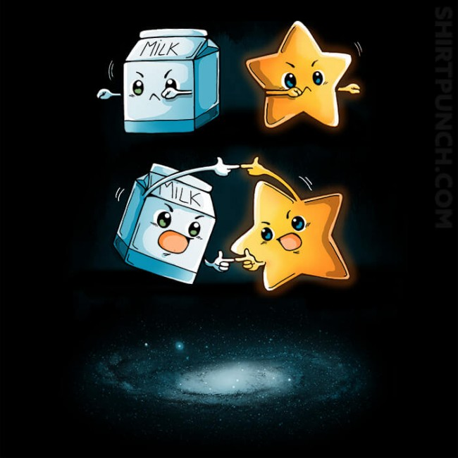 Milky Way Fusion