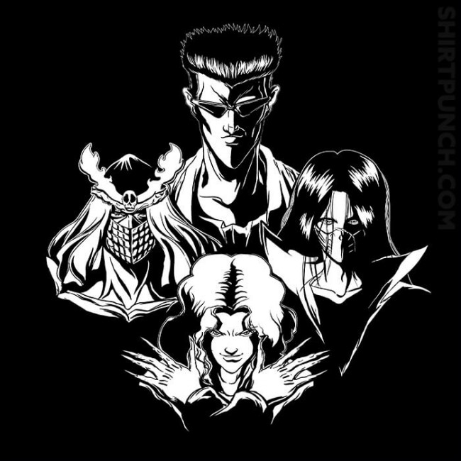 March Of Toguro