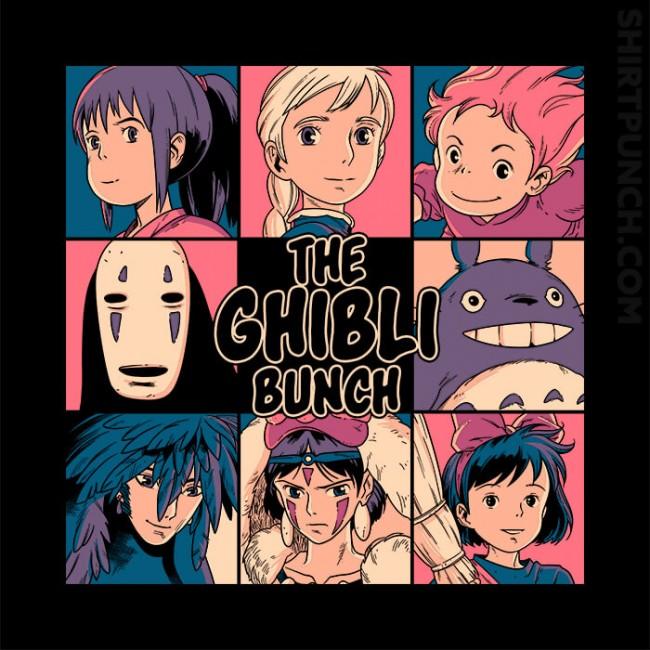 Ghibli Bunch