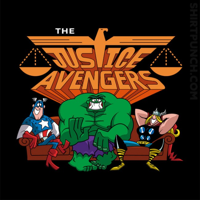 The Justice Avengers