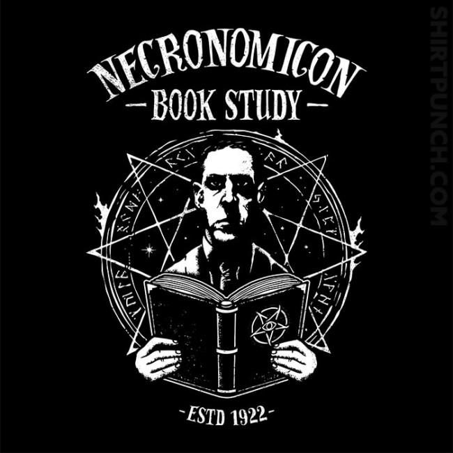 Necronomicon Book Study