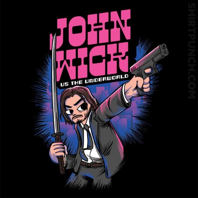 John Wick VS The Underworld