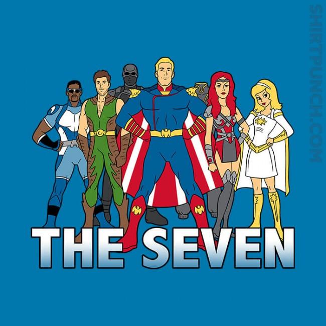 Cartoon Seven
