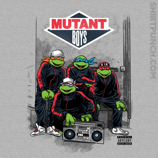 Mutant Boys