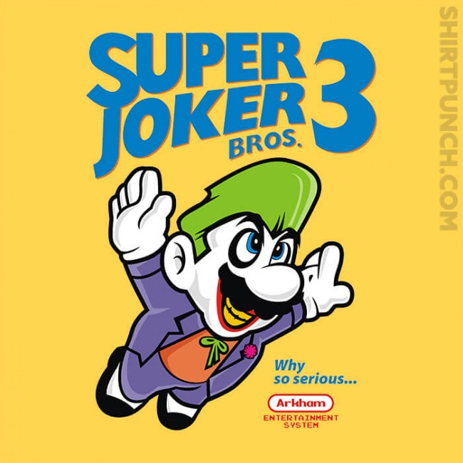 Super Joker Bros 3