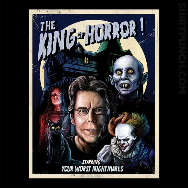 The King Of Horror